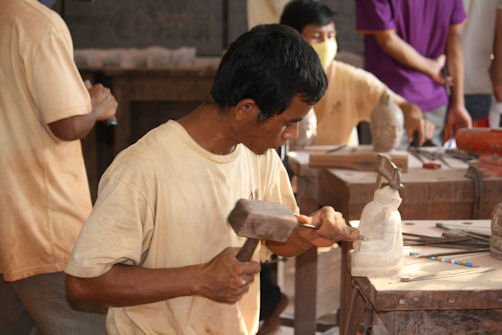The Artisans d'Angkor Tour