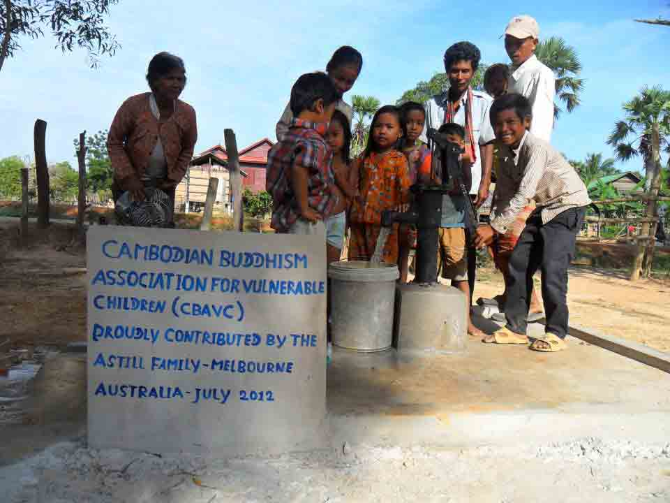 Cambodian Buddhism Association for Vulnerable Children