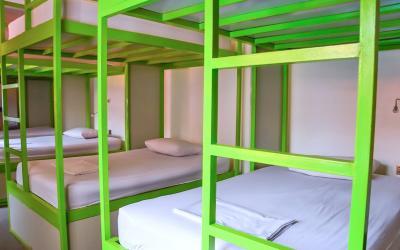 12 Bed Dorm