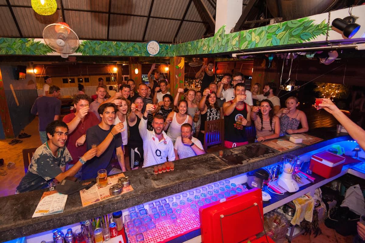 Rooftop Beach Bar