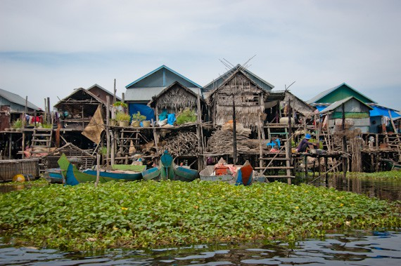 Floating Village Tour