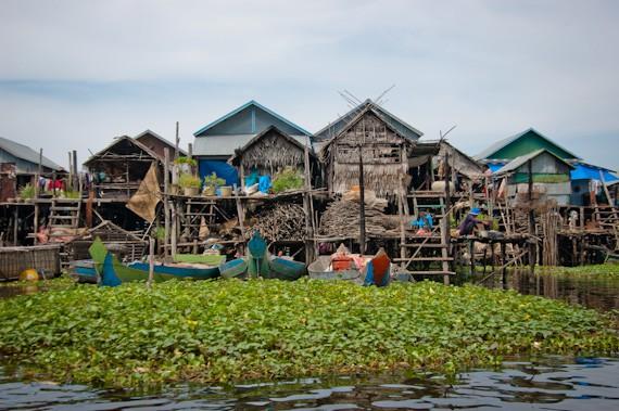 Floating Village Tour