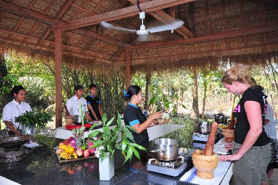 Cambodian Cooking Class in Siem Reap