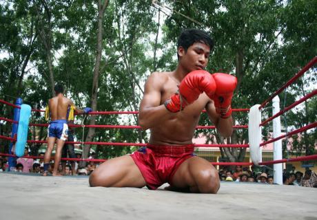 Khmer Kickboxing