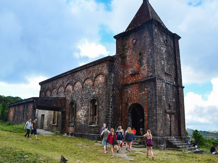 Bokor Mountain Tour Abandoned Church