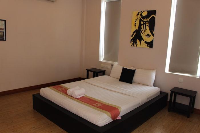 Double Room (Fan)