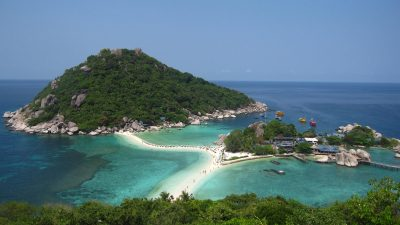 Backpacker's Guide to the Cambodian Islands