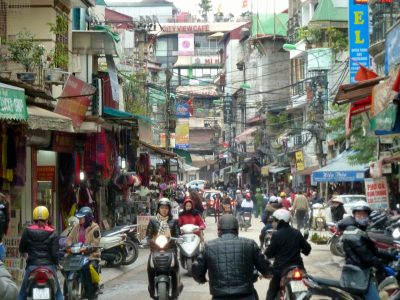 Backpacker's Guide to Hanoi