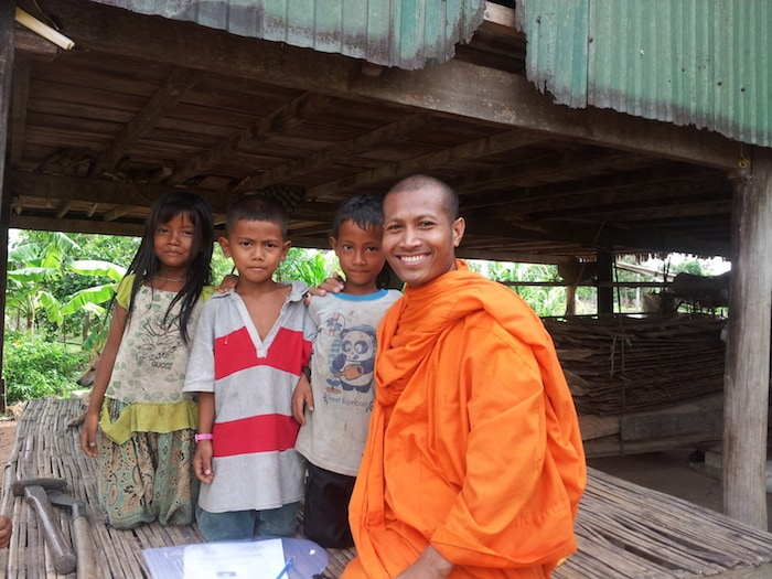 Cambodian Therevada Buddhism, its origin and beliefs in a nutshell.