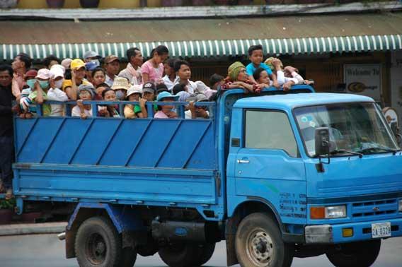 Phnom Penh Backpackers Travel Information