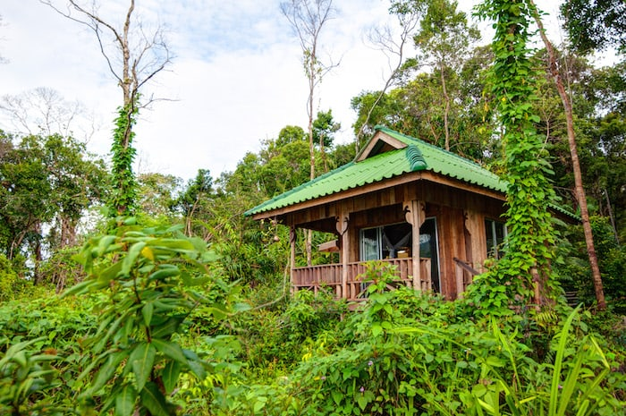 Private 3 Bed Bungalow on Koh Rong Samloem