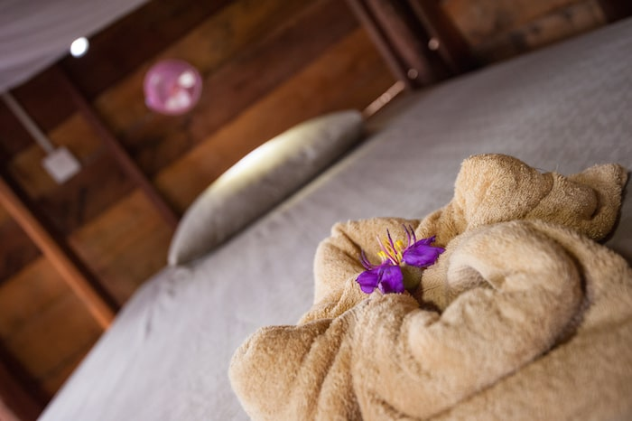 4 Bed Shared Dorm Room Koh Rong Samloem