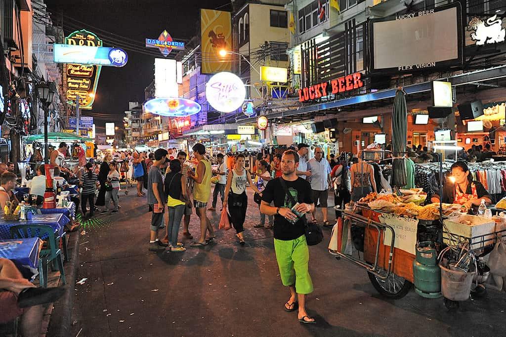 Indian Food Khao San Road