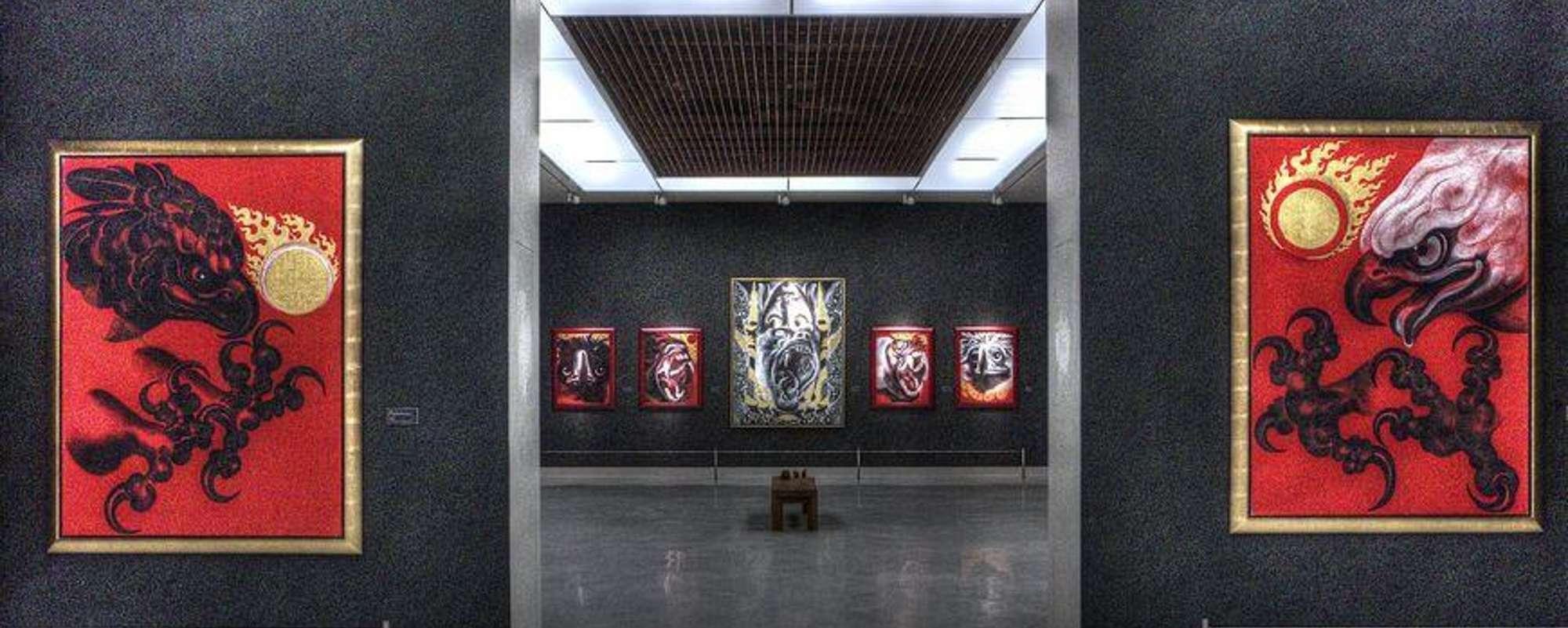 Bangkok Art and Culture, Art Galleries & Museums