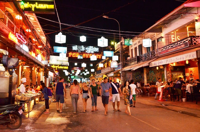 pub street siem reap   the ultimate guide to pub street in