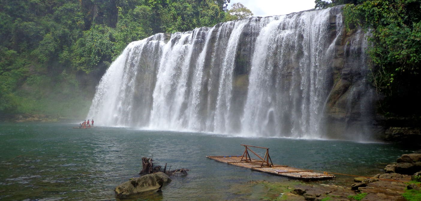 Top 10 Waterfalls in the Philippines