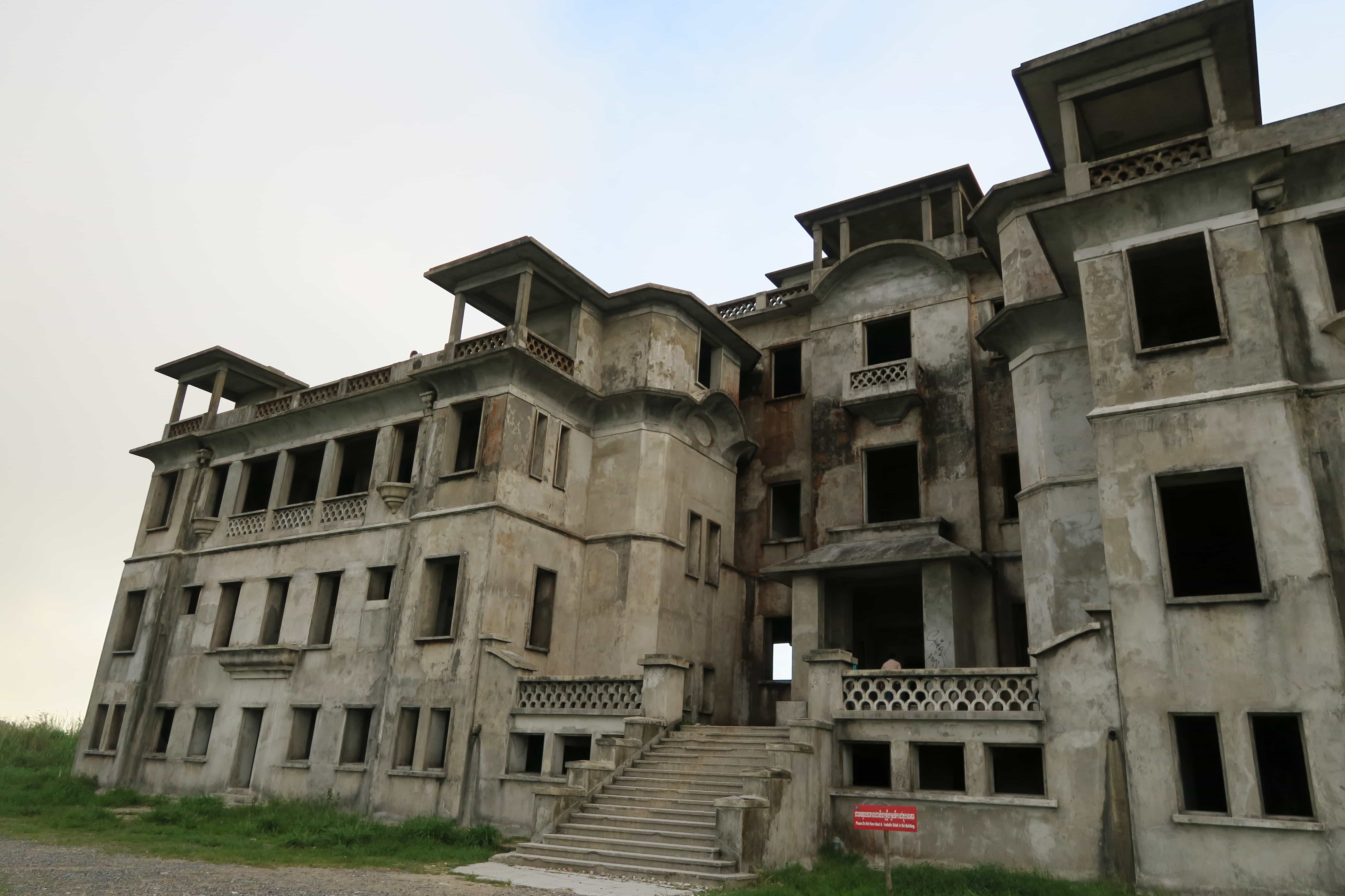 Bokor Hill Station: Is it worth a visit?