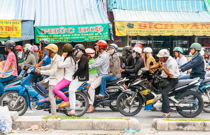 Top Ho Chi Minh City Hostels 2017