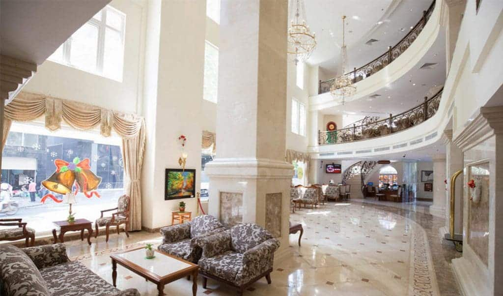 Grand Hotel Ho Chi Minh City Court View Rooms