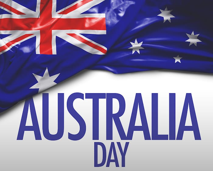 Australia Day in Southeast Asia