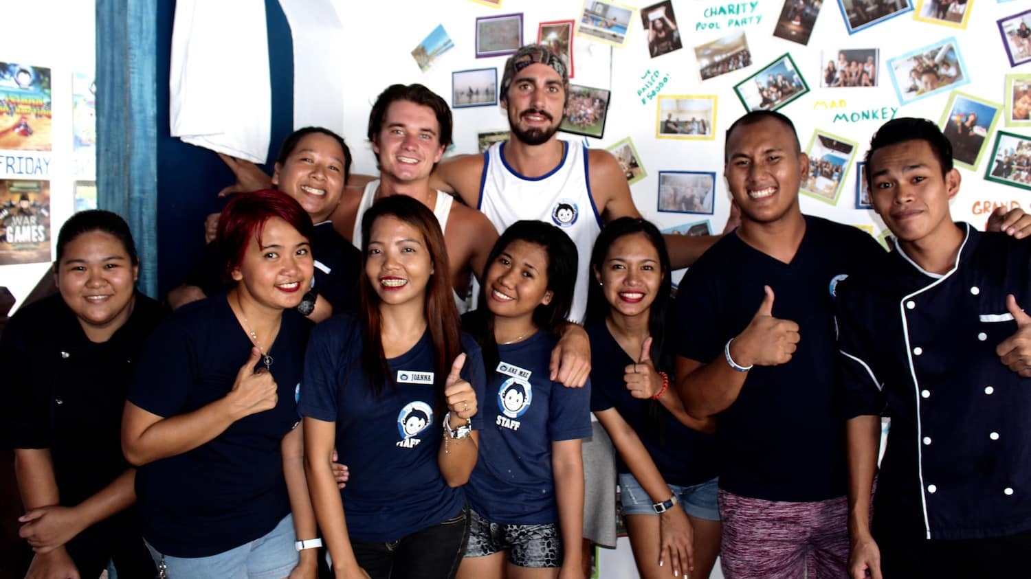 Mad Monkey Hostels Careers