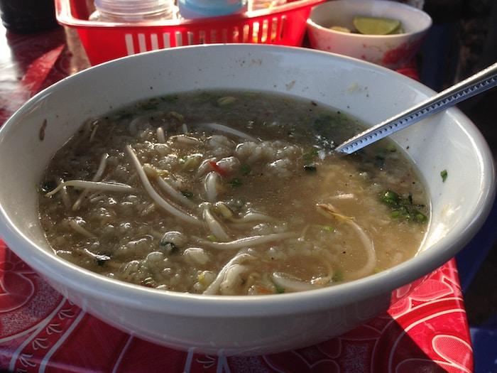 Vegetarian in Cambodia