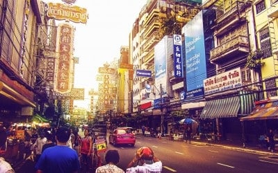 Bangkok, Thailand: A Complete Backpacker's Guide to the Capital