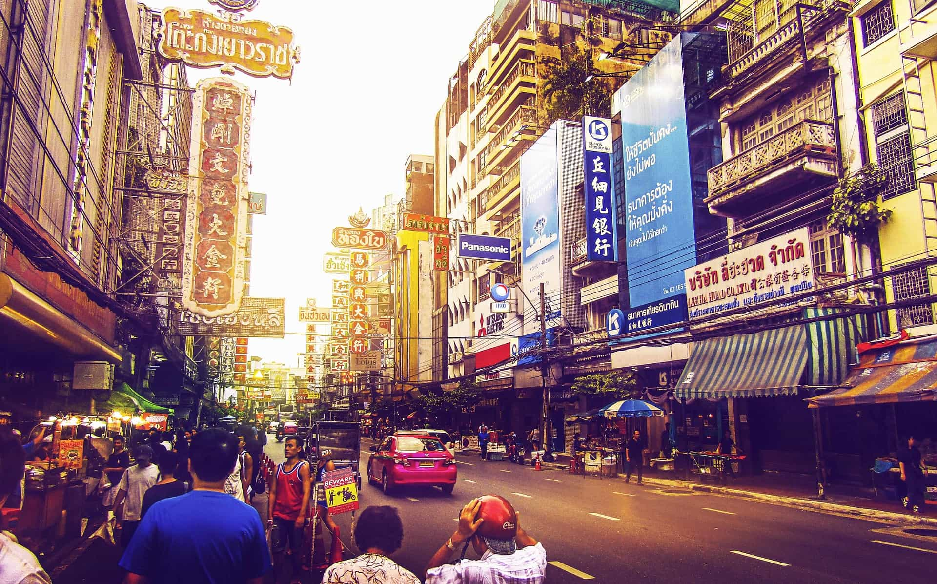Bangkok, Thailand: A Complete Backpacker's Guide to the