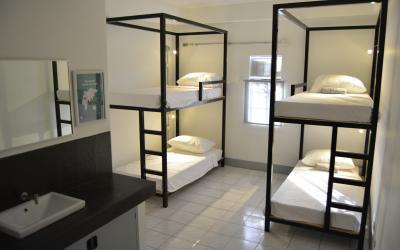 Basic 4 Bed Female Dorm