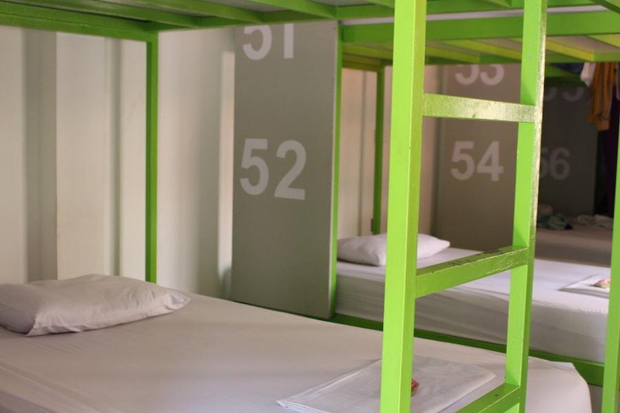 8 Bed Dorm