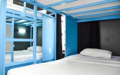 22 Bed Dorm Rooms