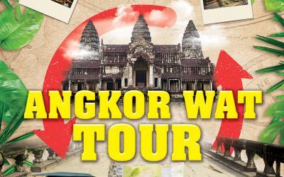 Siem Reap Angkor Wat tours