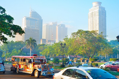 Backpacker's Guide to Manila