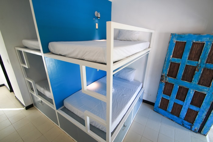 4 Bed Female Dorm