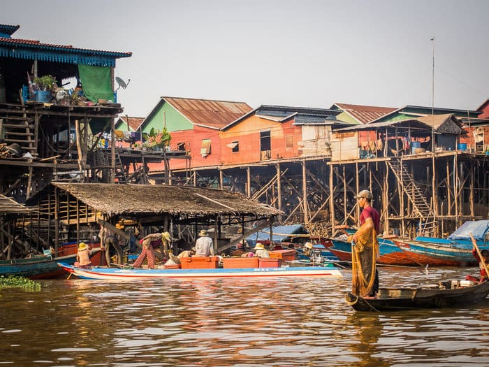 Things To Do In Siem Reap - Floating Villages