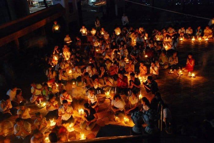 Cambodian festival - Pchum Ben