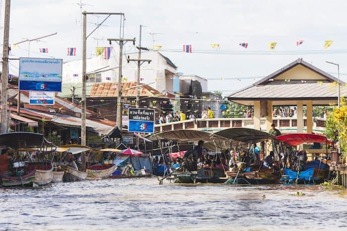 Best Markets in Bangkok