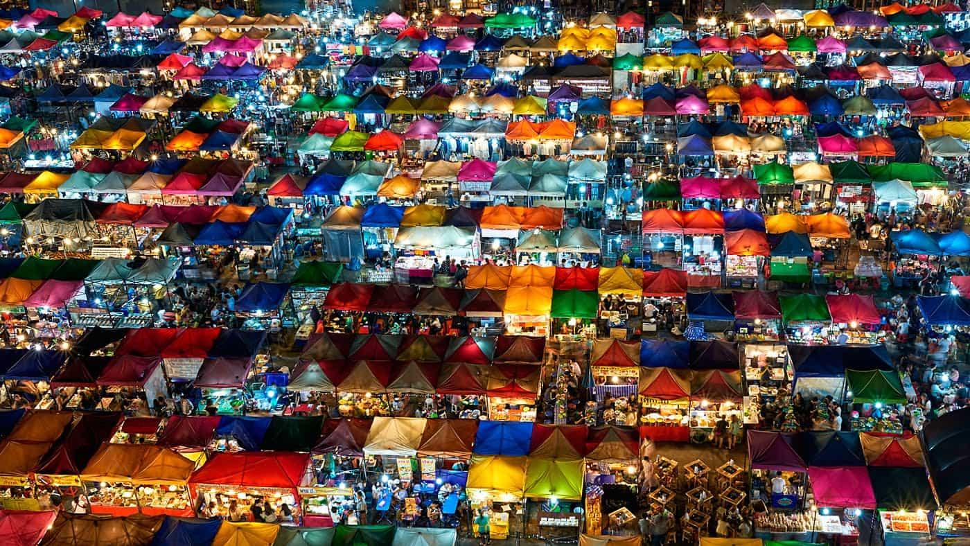 Bangkok Parks - Bangkok Attractions