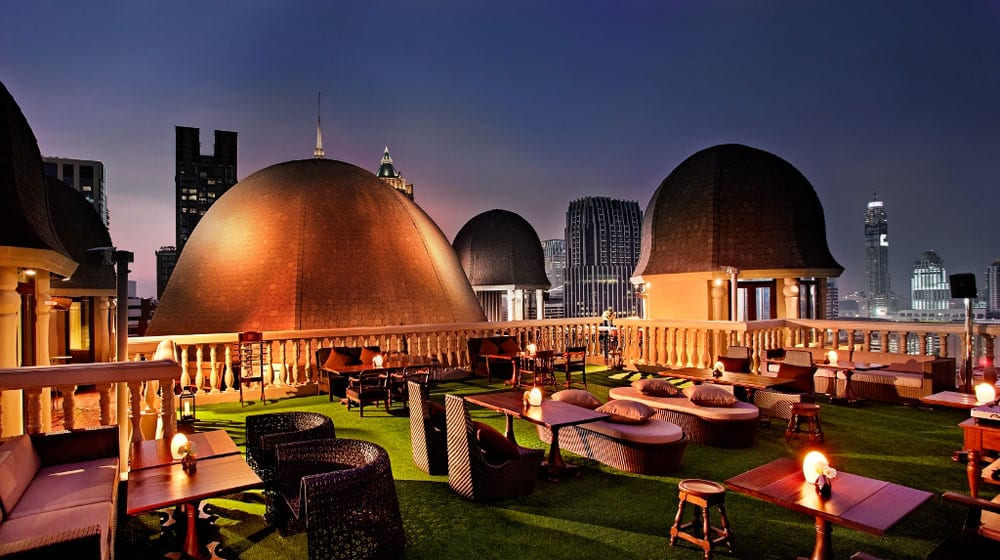 Best Rooftop Bars In Bangkok: Backpackers Guide To Drinking In The Sky