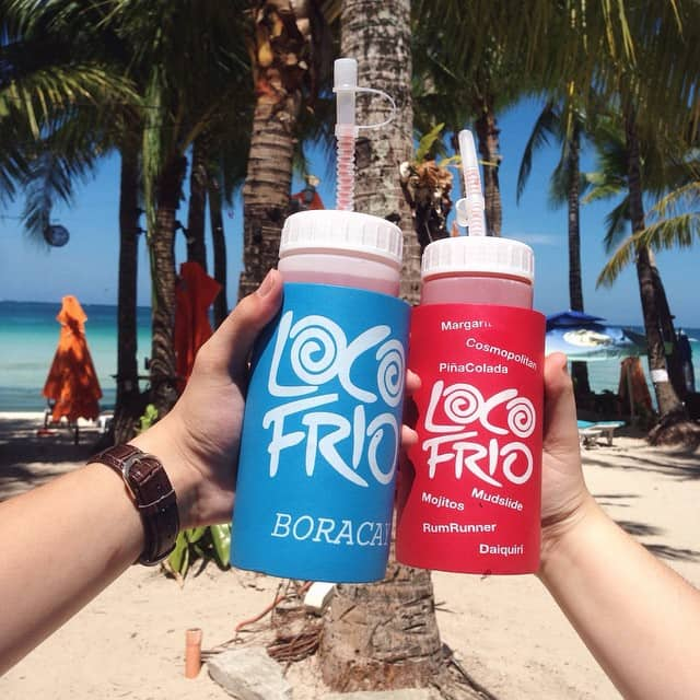 Boracay Restaurants - Loco Frio - Best Restaurants In Boracay 2017