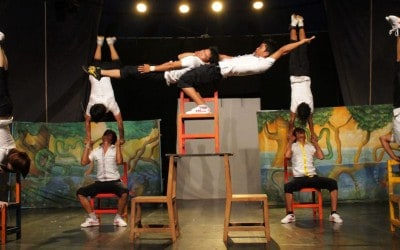The Demise & Rise of the Cambodian Circus & Performing Arts Scene