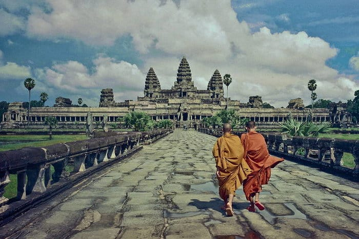Cambodian Sights - Angkor Wat - fun things to do in cambodia