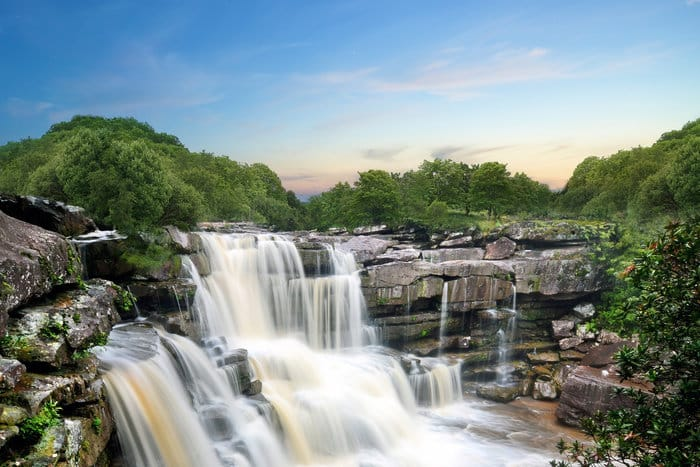 Cambodian Sights - popokvil waterfall - top 5 places to visit in cambodia