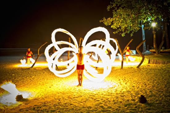 Mad Monkey Fire Show Boracay