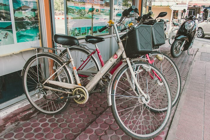 Cycling Around Chiang Mai