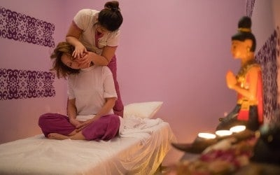 What's the deal with Thai Massage?