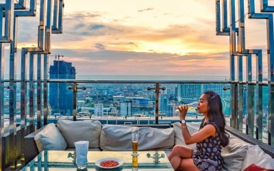 Best Rooftop Bars in Phnom Penh