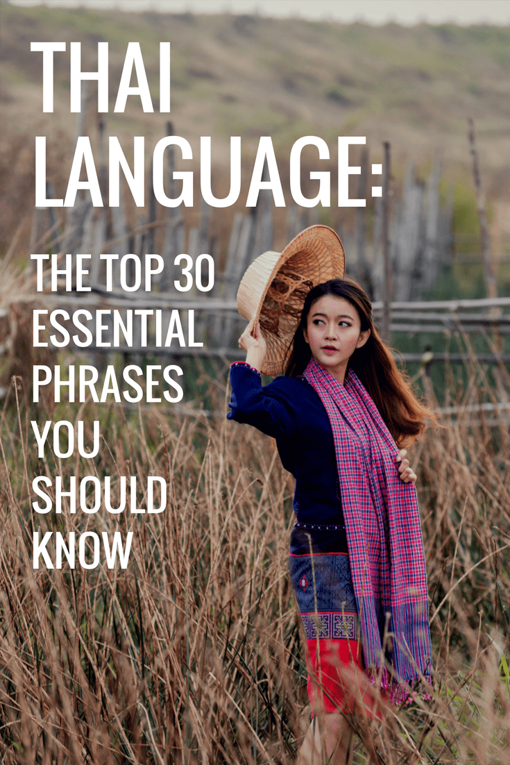 Thai Phrases You Need To Know If Youre Visiting Thailand