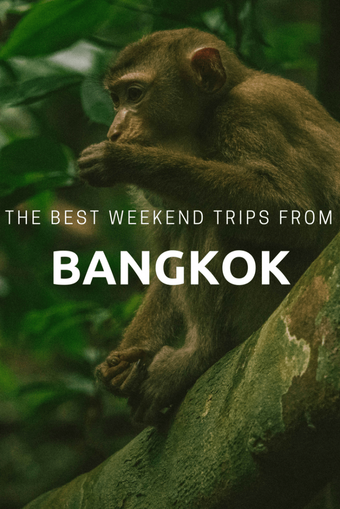 Weekend Trips From Bangkok