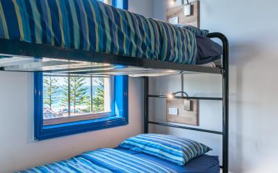 4 Bed Mixed Dorm Studio Apartment